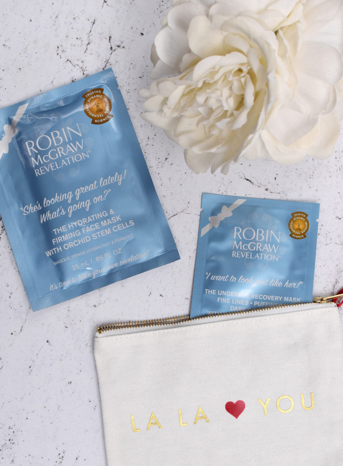 Robin McGraw Revelation Sheet Masks