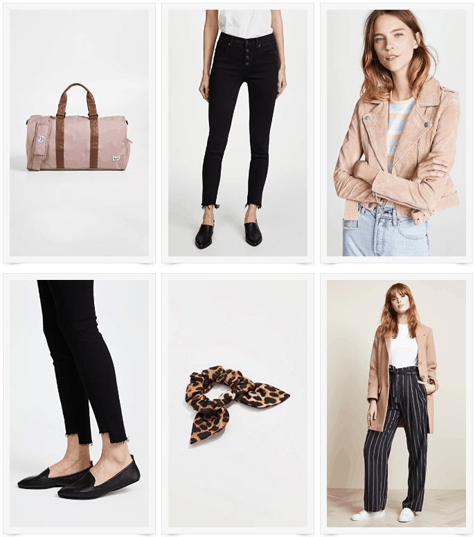 Fall Shopbop Sale Picks | Up To 25% Off!