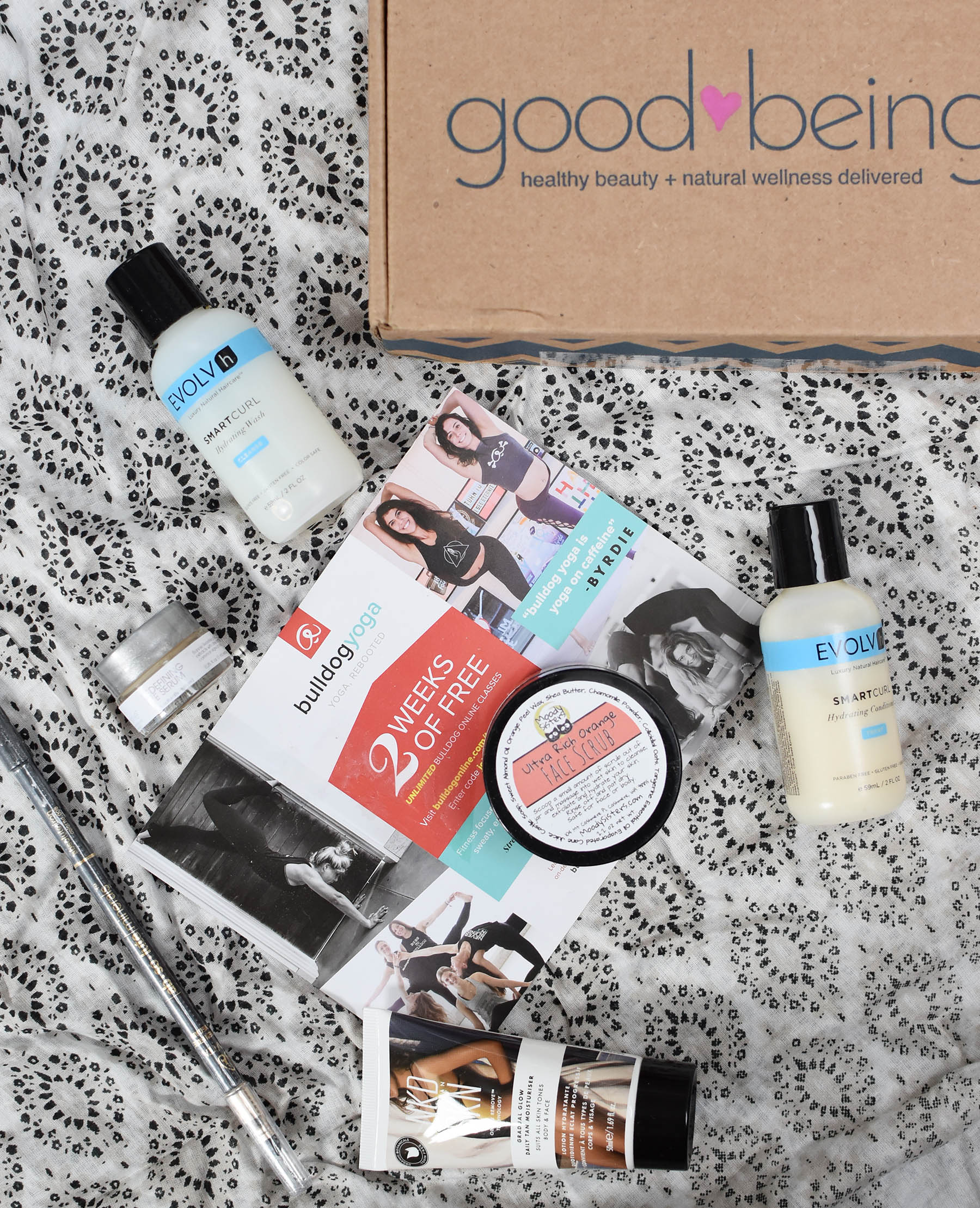 Goodbeing September 2018 review
