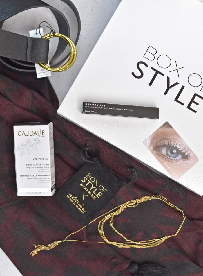 Box of Style | Fall 2018 Review