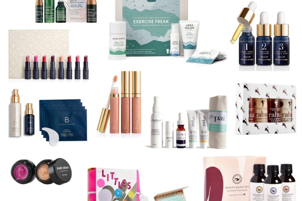 Clean Beauty Holiday Gift Sets