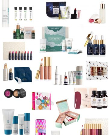 Clean beauty holiday gift sets for 2018