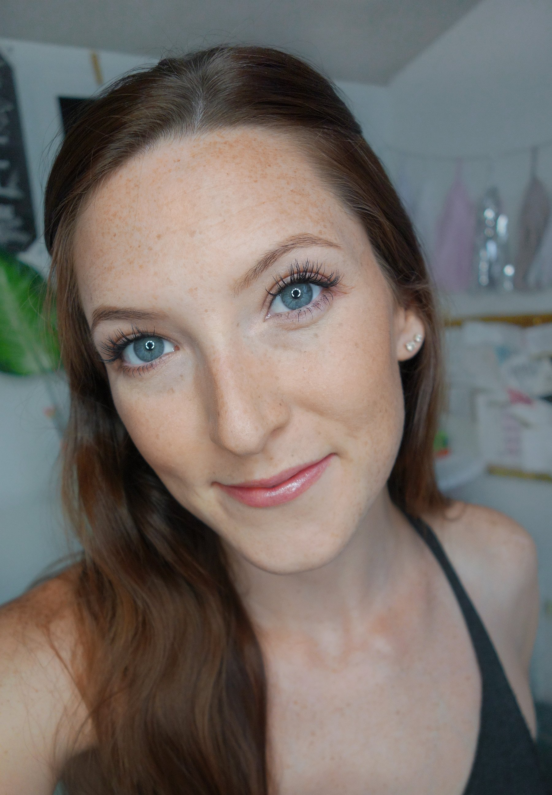 Natural Glowy Makeup Look  Olive & Ivy