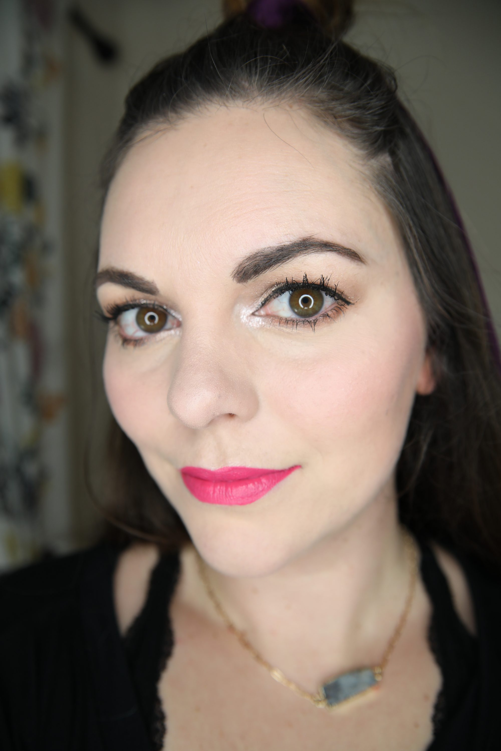 Soft Glam Valentine's Day Makeup Look