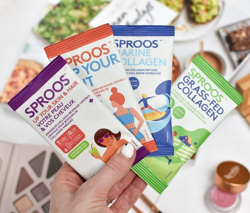 Sproos collagen supplements review