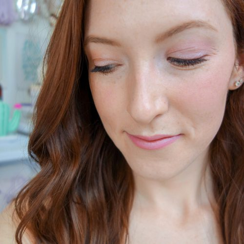 Glowy Spring Makeup Look | #CleanBeautyProject