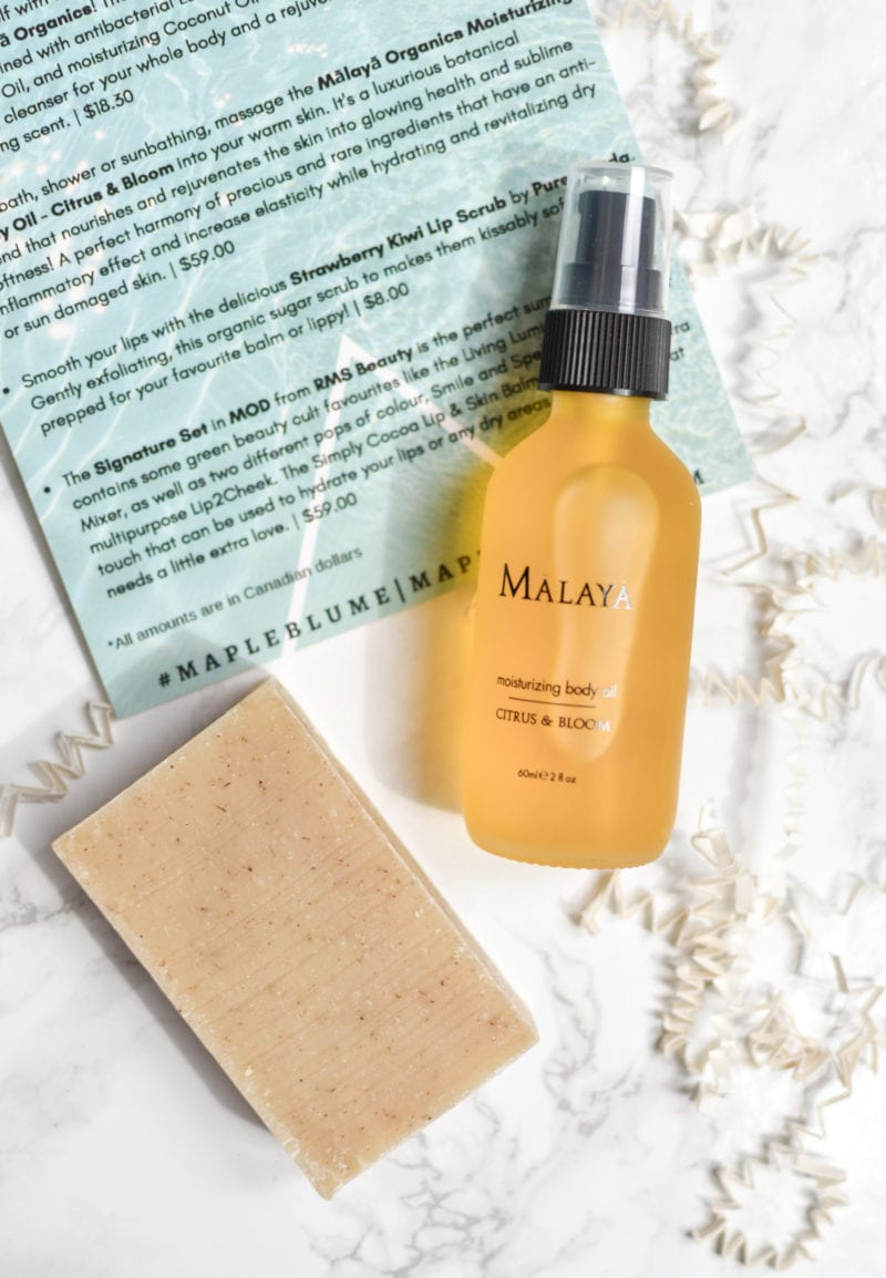 Mapleblume August 2019 Review