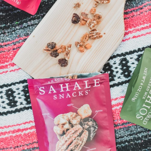 Up Your Snacking Game With Sahale Snacks