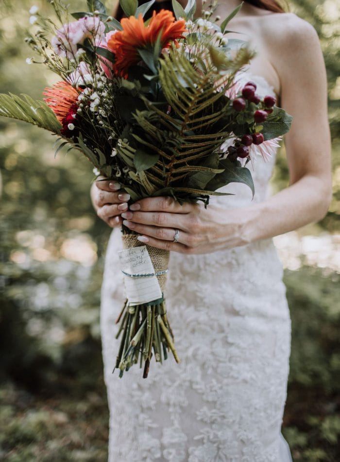 Our Vancouver Summer Camp Wedding
